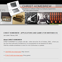 Christ Homebrew